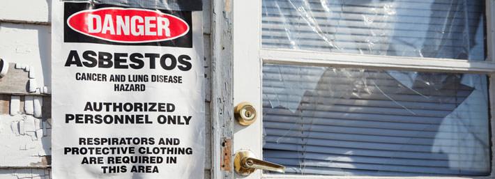 MCG - Asbestos the new frontier